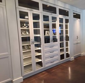 Closets Are In And In Todayu0027s Highly Sophisticated Home Owneru0027s Market,  Well Designed Closets Are Not Only Trendy But Have Become Inevitable For  Maximizing ...